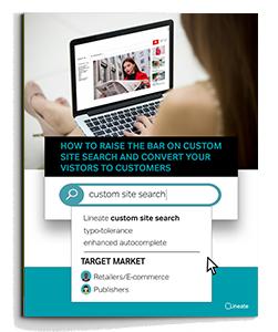 custom site search cover